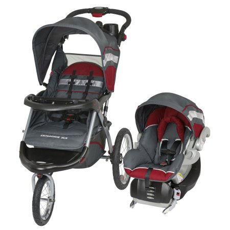Girls Baby Strollers Travel Systems Baby Trend Jogging Infant Car Seat Combo Set